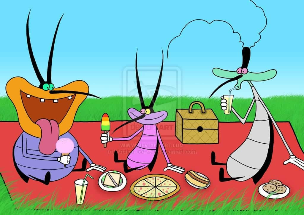 Oggy-and-the-Cockroaches